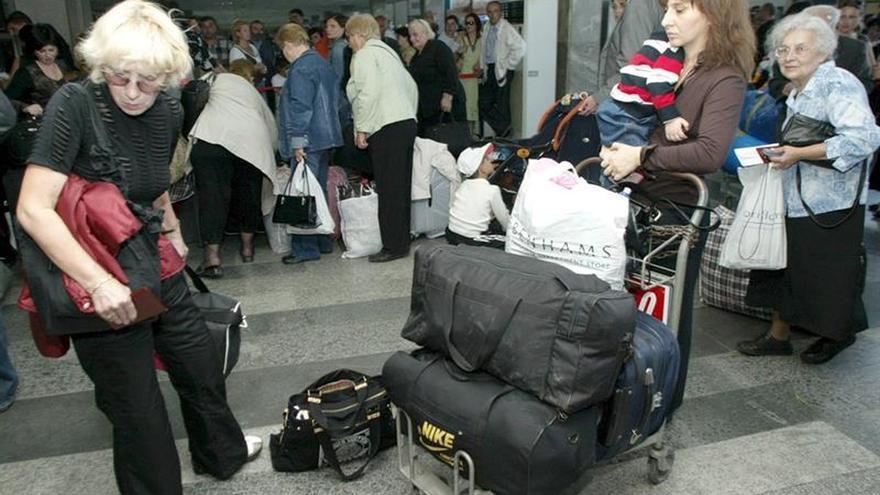 Los georgianos pueden desde hoy viajar sin visado a los países Schengen