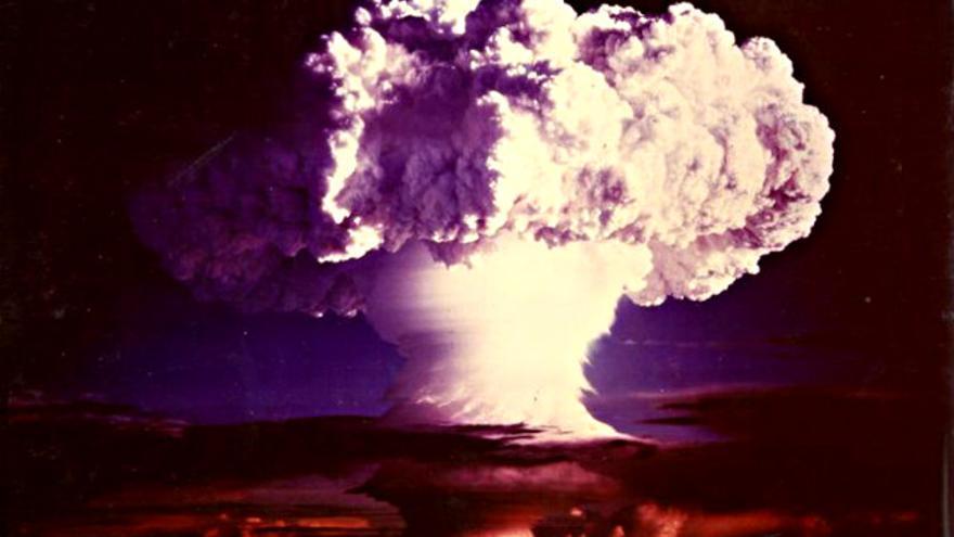Prueba termonuclear estadounidense Ivy Mike, 31 de octubre de 1952