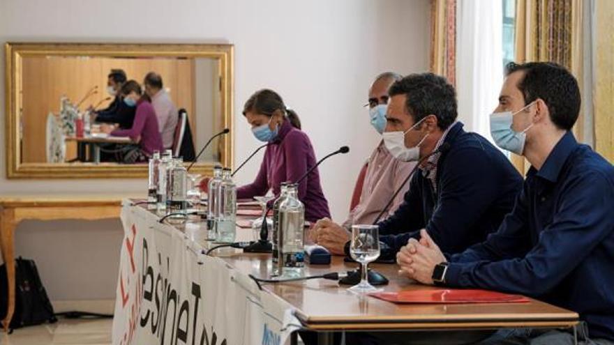 Los médicos canarios garantizan el 100% de la actividad en Urgencias, Oncología y zonas COVID durante la huelga