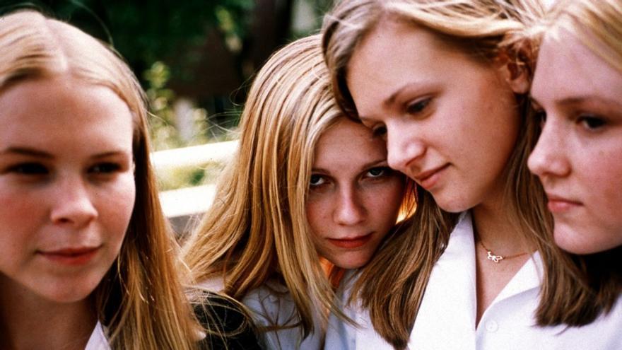 Fotograma de 'Las vírgenes suicidas' (1999), de Sofia Coppola