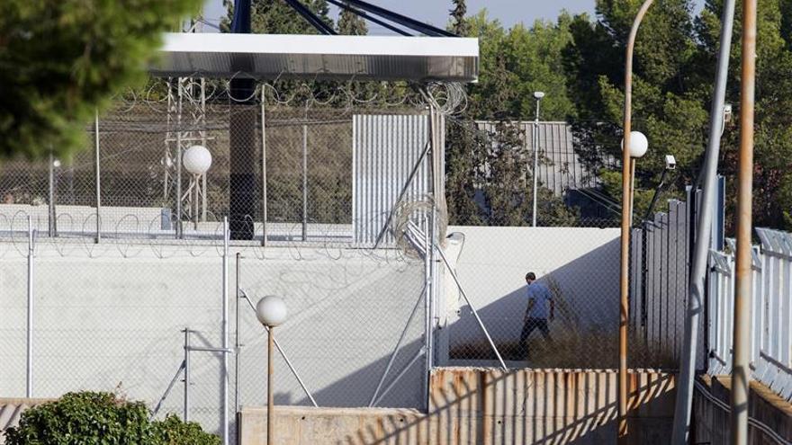 Las condiciones del centro, antecedente del motín producido en Sangonera (Murcia) EFE
