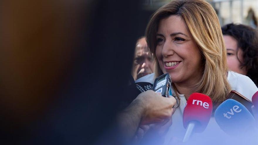 """Susana Díaz: """"Todos nos lo tenemos que hacer mirar"""""""