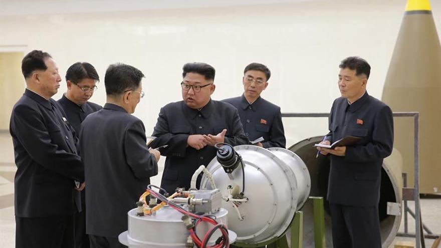 Pyongyang dice que ha probado con éxito una bomba de Hidrógeno