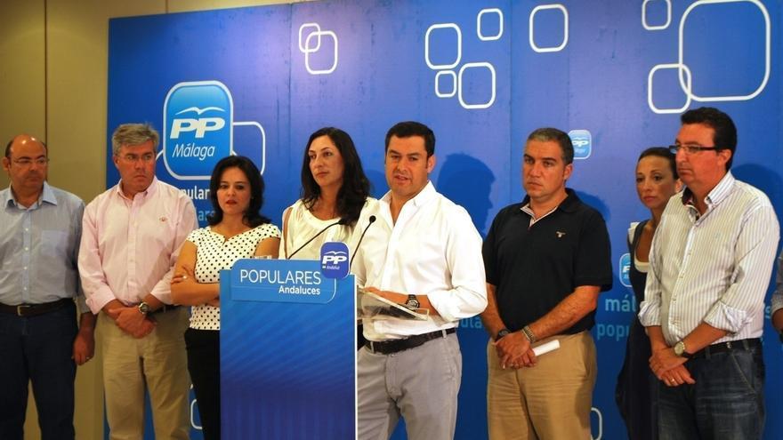 El PP-A celebra entre este viernes y el domingo cinco congresos provinciales, con división en Sevilla y Jaén