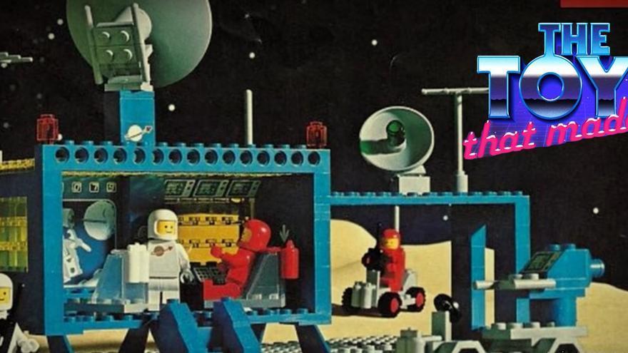 'The Toys that made us' también repasa la historia de LEGO