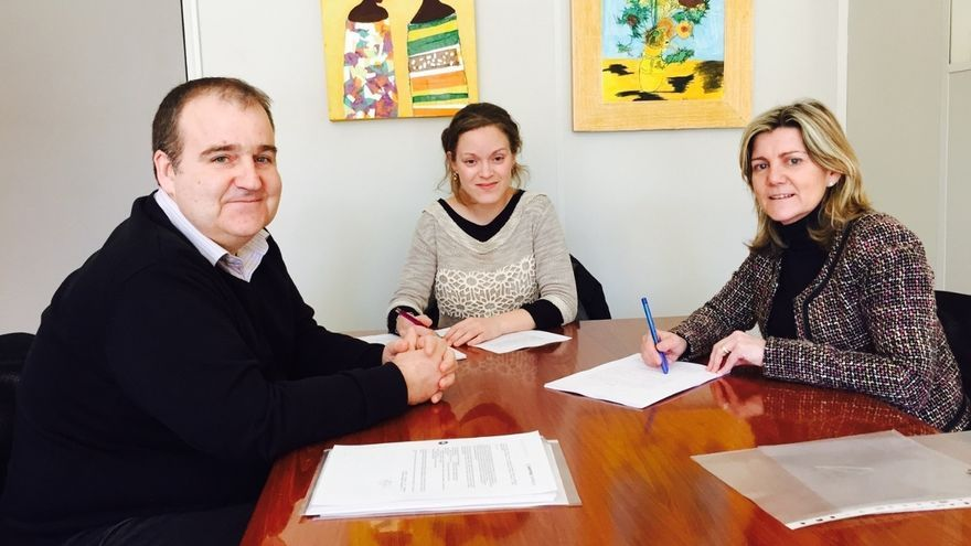 Concertadas por 208.000 euros anuales 11 plazas en un centro de día para personas con esclerosis múltiple