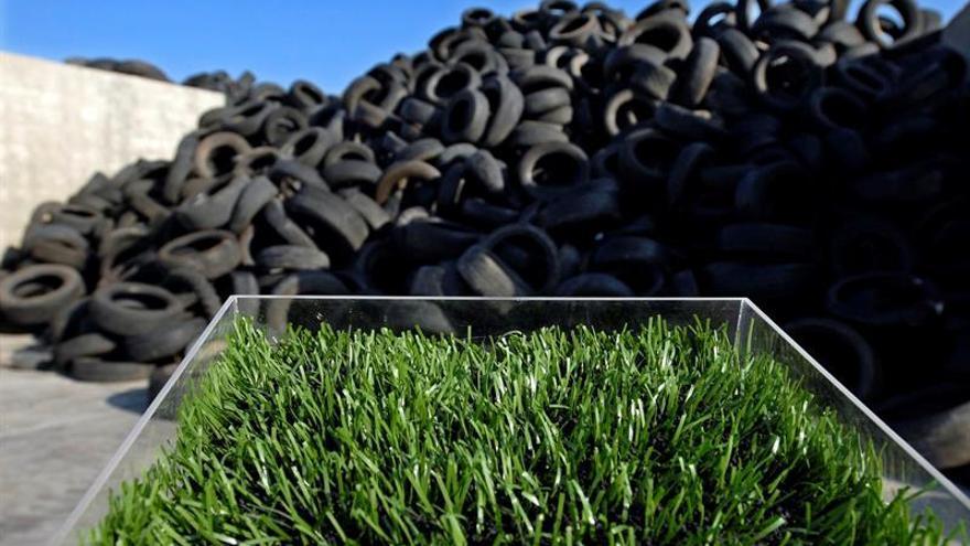 La tarifa de retirada de neumáticos usados bajaría un 15 % si no hubiera fraude