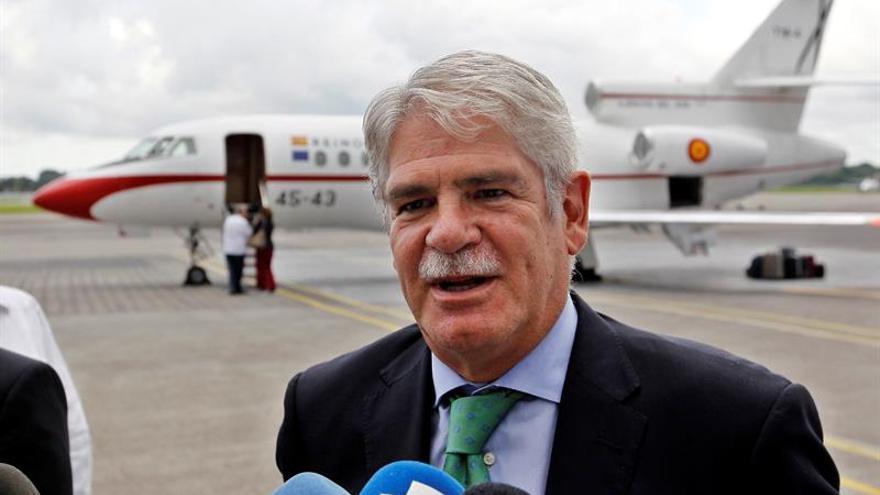 Dastis llega a Cuba para ahondar relación con acuerdo UE como nuevo escenario