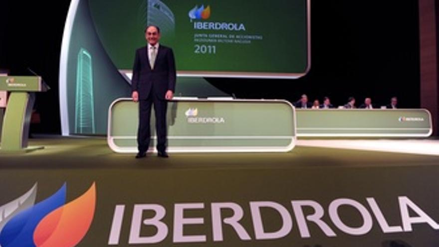 El Presidente De Iberdrola