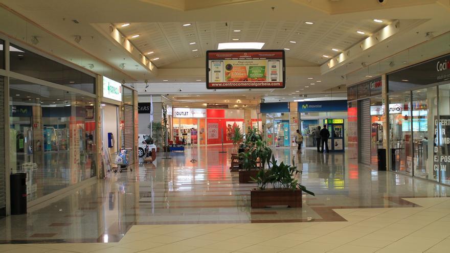 Un modelo comercial en perpetua decadencia - Galeria comercial ...