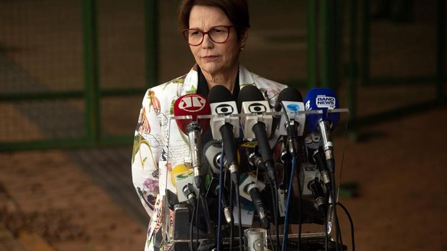 """Dos mujeres de """"armas tomar"""" harán parte del Gobierno de Bolsonaro"""