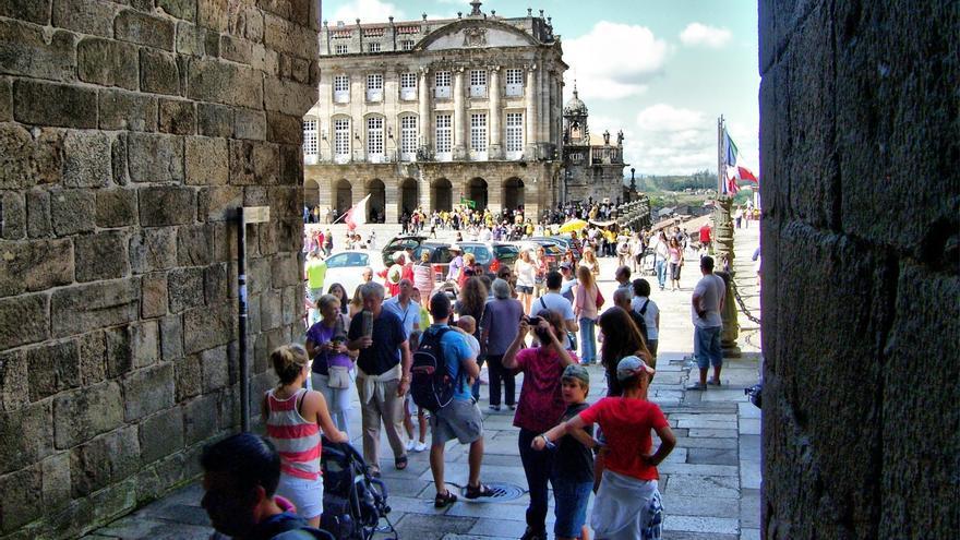 Santiago superó el pasado año los 2,6 millones de visitantes