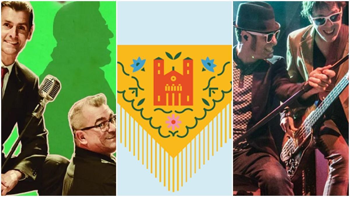 Tenessee y The Refrescos, actuaciones destacadas en las Fiestas de San Cayetano