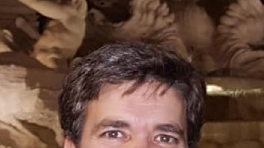 Rafael Pérez Borda, candidato a la Alcaldía de Guadalajara por Ciudadanos