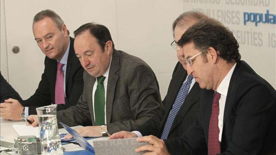 Fabra pide a Rajoy que cuestiones como el aborto se debatan internamente