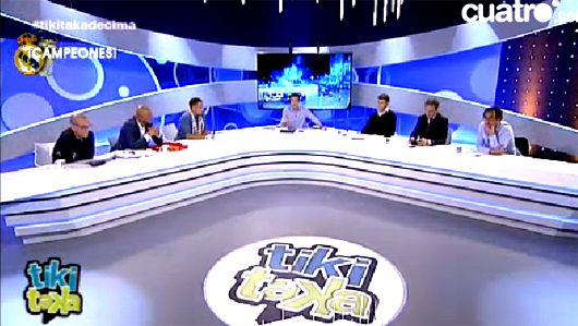 Vertele - Así se despidió 'Tiki-Taka' de Mediaset ...