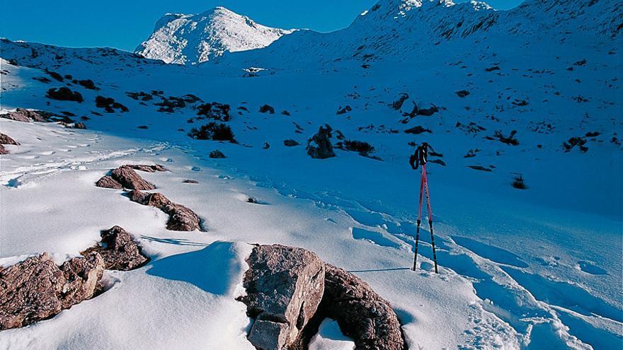 Pico de Sancenas