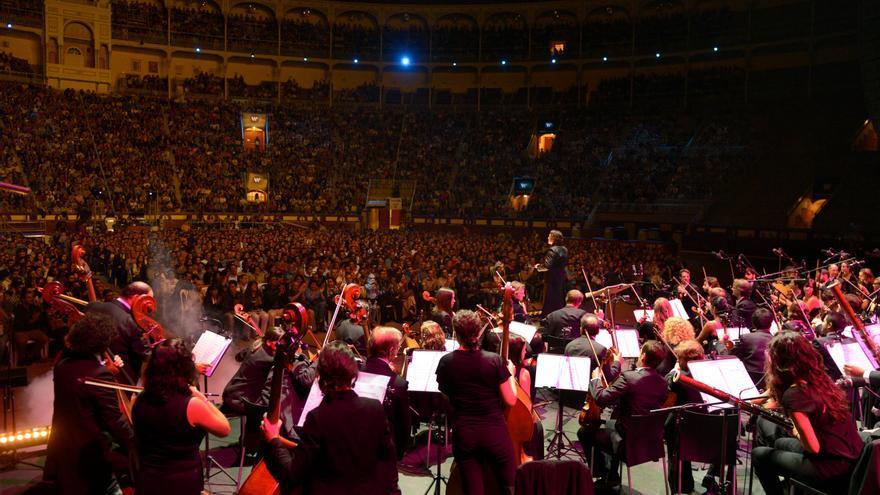 Concierto de la FSO que llega el viernes a Murcia
