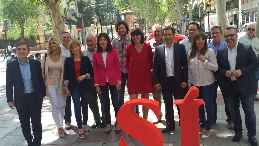 Candidatura PSOE-RM