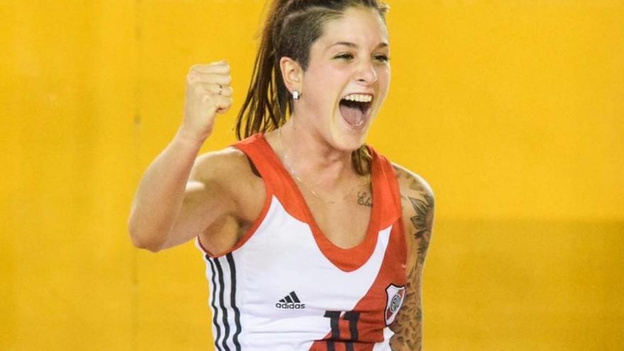 El Sayre Mayser incorpora a la argentina Paula Verardo