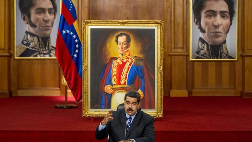 """Maduro aseguró que """"es cuestión de tiempo"""" para que Asamblea """"desaparezca"""""""