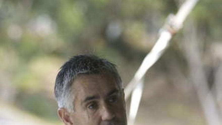 Uno de los administradores ahora condenado, Luis Gil.