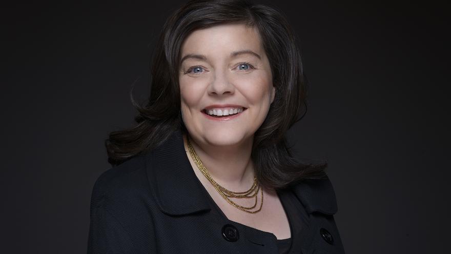 Anne Boden, consejera delegada del banco digital británico Starling.