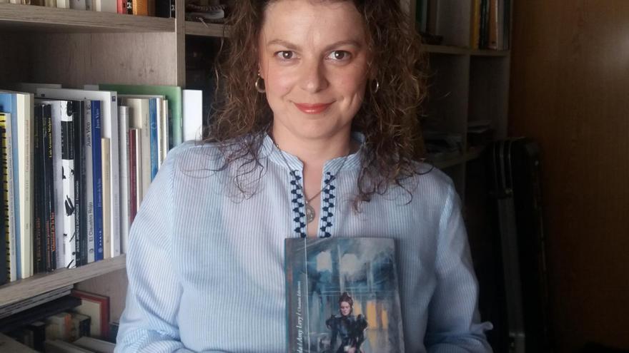 Anaís Toboso, editora de Chamán Ediciones