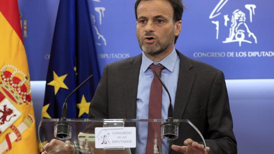 Jaume Asens, diputado de En Comú Podem.