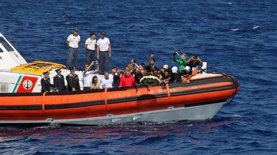La UE dice que no es responsable de las muertes de migrantes en el Mediterráneo