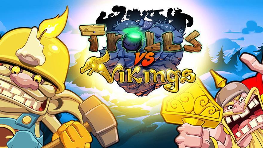 Trolls vs Vikings