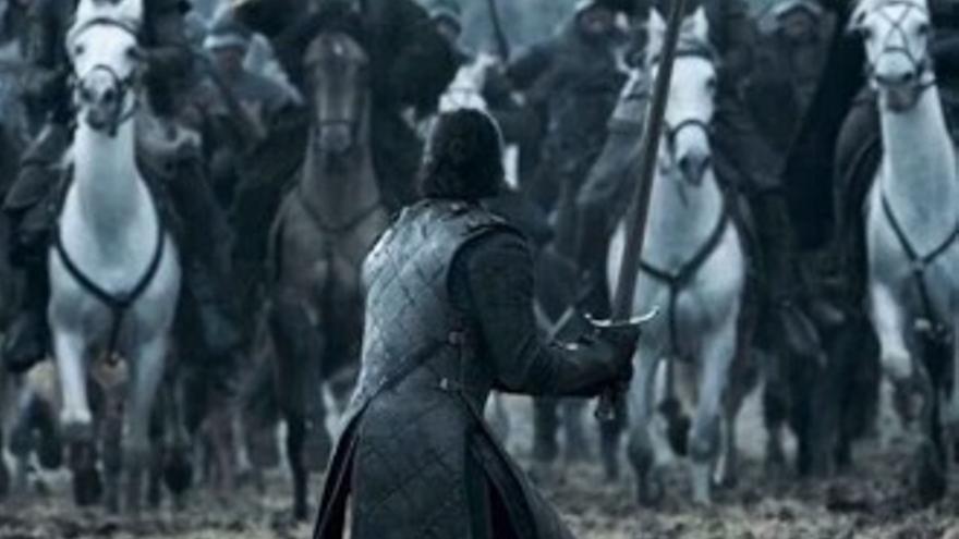 Así fue la batalla más grande jamás contada en 'Juego de Tronos'