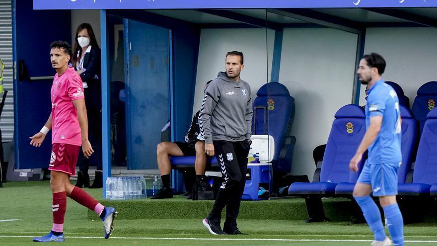"""Rúben Baraja: """"Si sumamos los tres puntos llegaremos con opciones a la última jornada"""""""