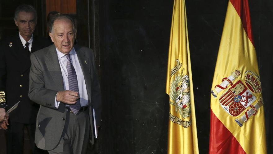 El director del Centro Nacional de Inteligencia (CNI), Félix Sanz Roldán.