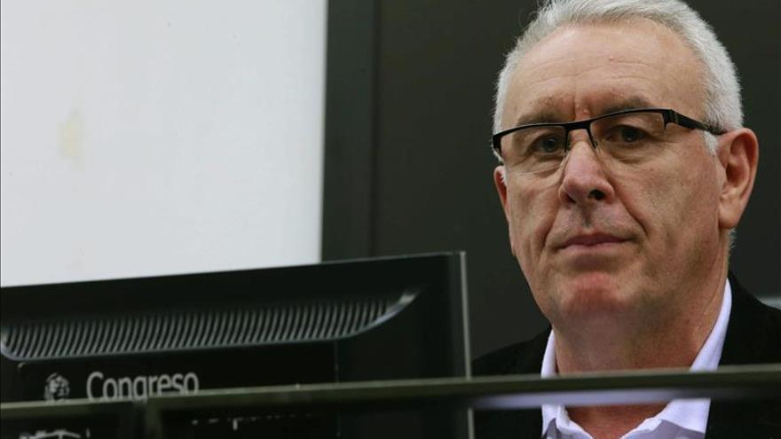 Lara (IU) defiende que hay colaboración con la cúpula territorial de Madrid
