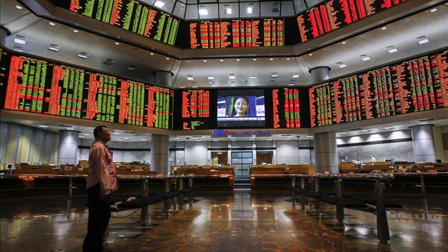 Las bolsas del Sudeste Asiático abre con valores mixtos