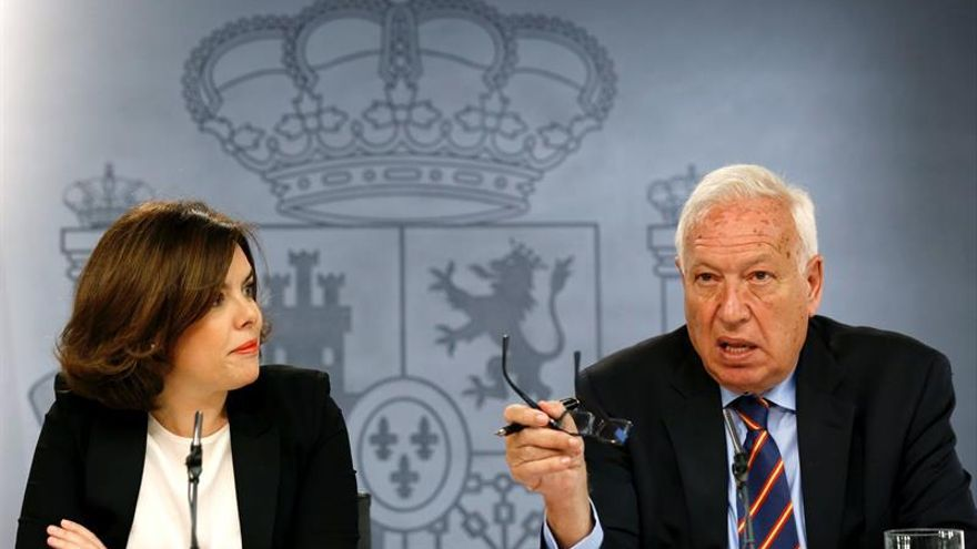 """S.Santamaría cree que tras el 26J, """"inmediatamente"""" tendría que haber Gobierno"""