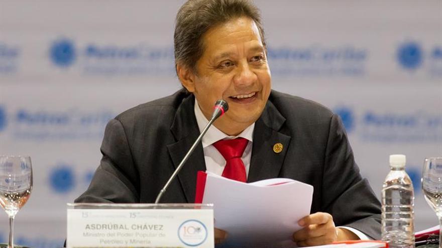 Maduro designa a Asdrúbal Chávez como presidente de la filial de PDVSA en EE.UU.