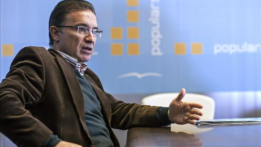 La dirección del PPCV suspende de militancia a Castellano tras su detención