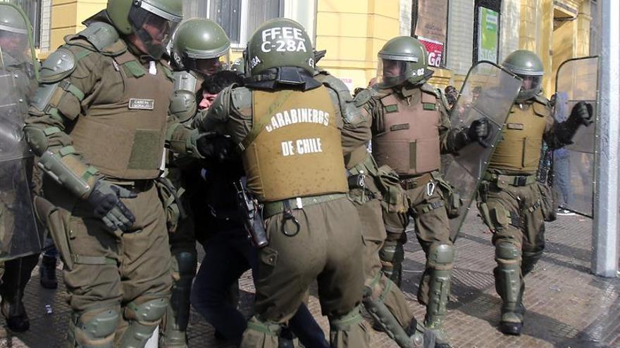 Condenados siete carabineros por un caso de desaparecidos en Chile
