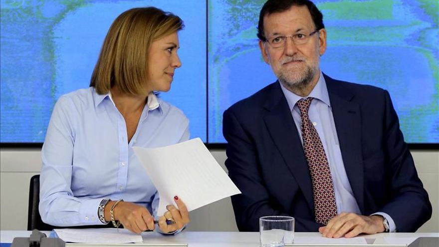 El PP prepara una decisión rápida sobre Rato pero con garantías de defensa