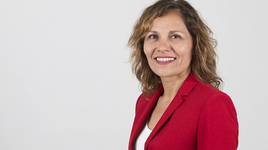 Rosa Bella Cabrera.