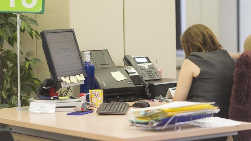 Mujeres en los consejos de administración.