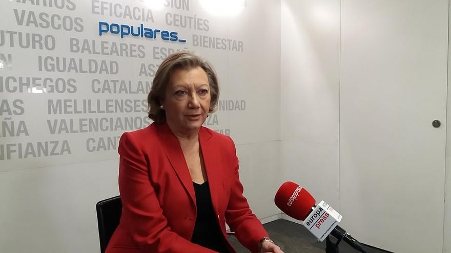 Rudi (PP) dice que la propuesta de Urkullu sobre la soberanía compartida es el Plan Ibarretxe de manera menos explícita