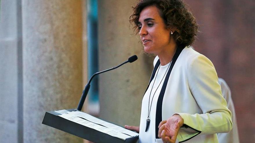Montserrat da un 10 a la coordinación para traer la Agencia de Medicamentos