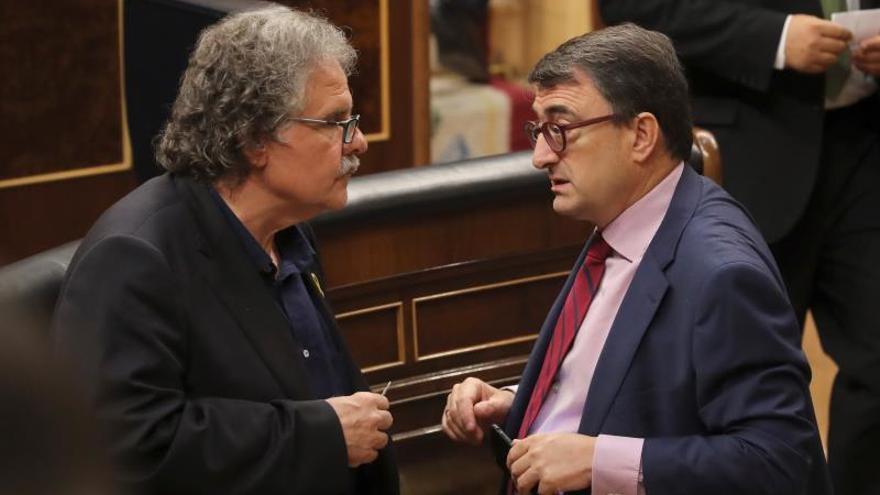El PNV celebra que los presupuestos mantengan intactas inversiones en Euskadi