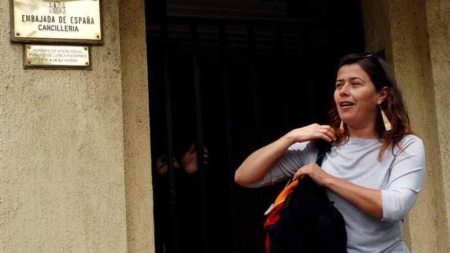 La hija de Carmelo Soria apoya el juicio en España por el crimen de su padre en Chile