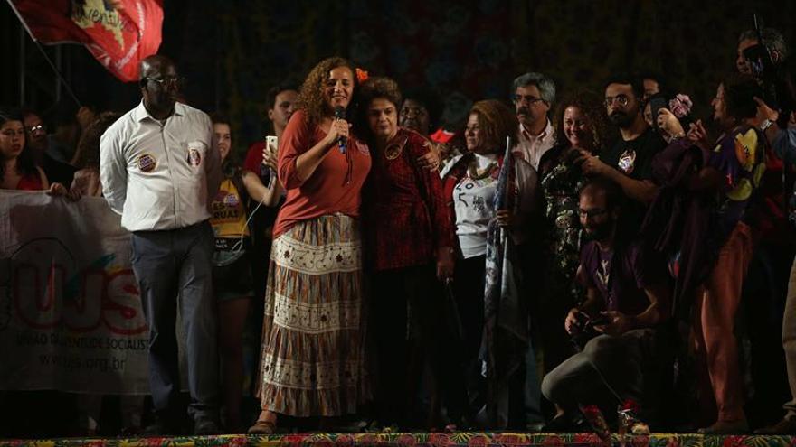 Rousseff dice que el proceso contra Lula es parte del golpe que sufrió