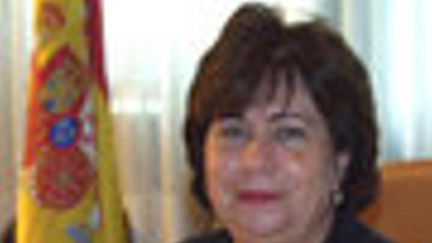 La Defensora del Pueblo en funciones, María Luisa Cava de Llano