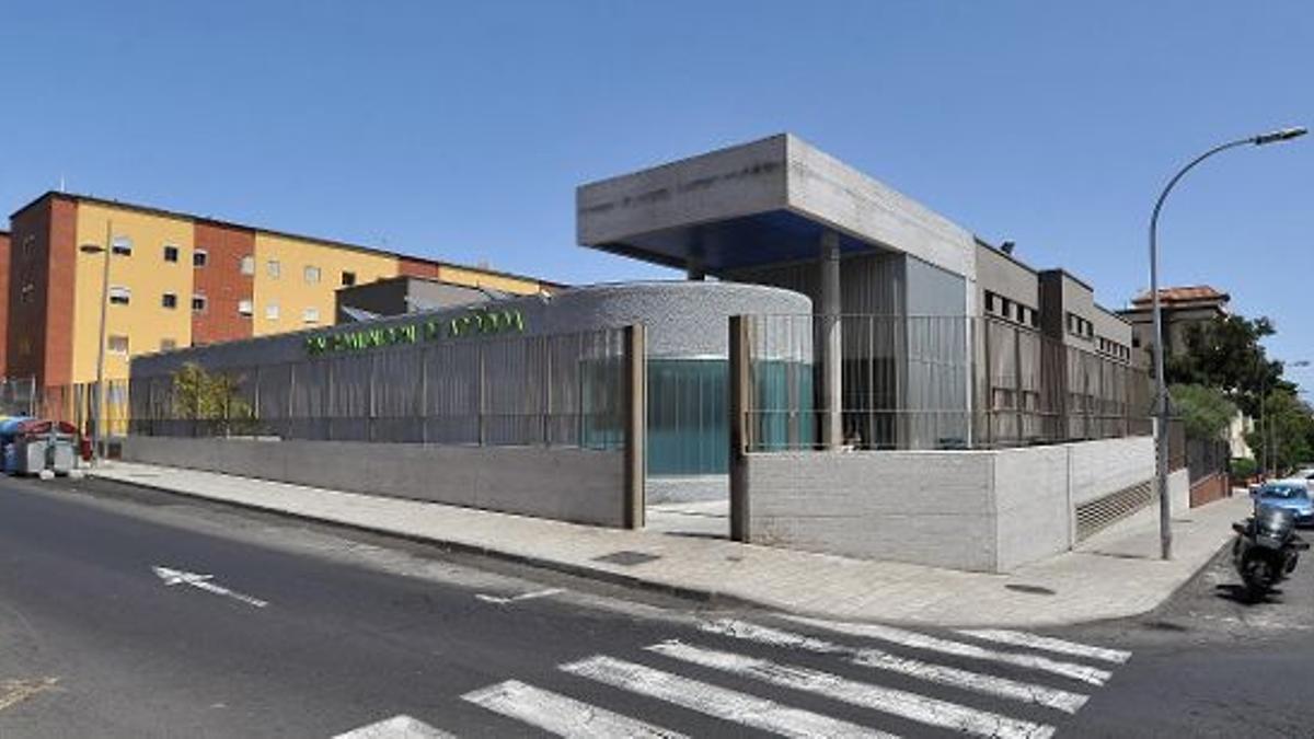 Albergue municipal de Santa Cruz de Tenerife